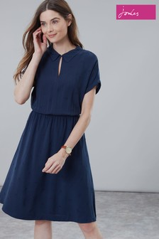 Joules Etty Broderie Dress