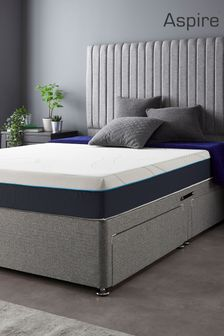 Aspire Eco Friendly Luxury Memory Foam Mattress with Seaqual Fabric Cover