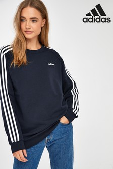 adidas Essential Boyfriend Fit Crew Sweater