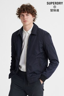 Superdry Edit Collared Harrington Jacket