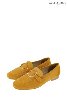 Accessorize Louise Loafer, Gelb