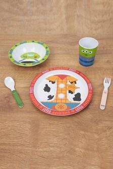5 Piece Toy Story 4 Breakfast Set
