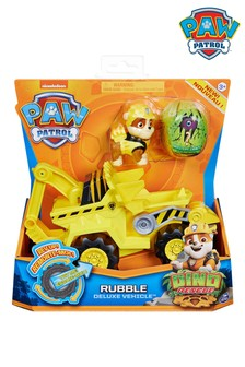 PAW Patrol Dino Rescue DLX Vechicles Rubble