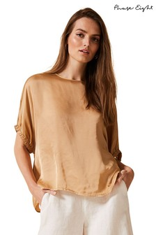 Phase Eight Jae Satin Blouse