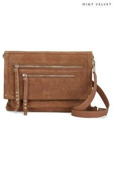 Mint Velvet Sophia Stone Cross Body Bag