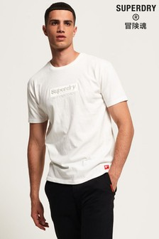 Superdry International Youth Box Fit T-Shirt