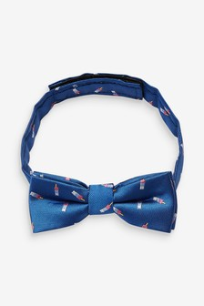 Ice Lolly Printed Bow Tie (1-16yrs)