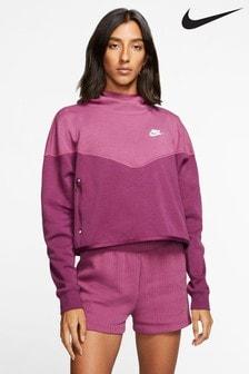 Nike Sportswear Tech Fleece Colourblock Pullover Hoody