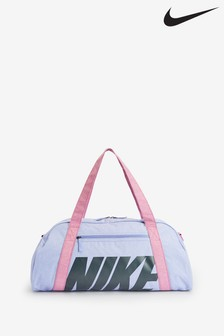 Nike Purple Gym Club Duffel Bag