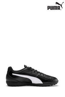 Puma® Black Monarch TT Lace-Up Training Shoes