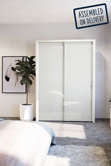 Peyton  Medium Sliding Wardrobe