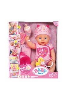 Baby Born Soft Touch Girl Doll
