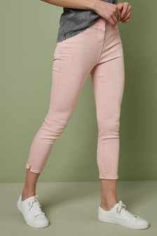 Skinny Cropped Jeans