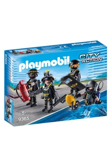 Playmobil® 9365 City Action SWAT Team