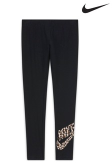 Nike Leopard Swoosh Leggings