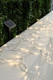 100 Solar Line Lights