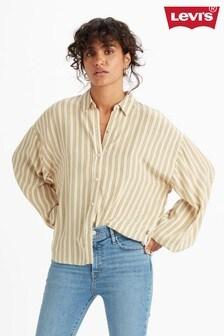 Levi's® Sandshell Stripe Dad Shirt