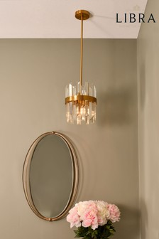 Libra Crystal Pendant Light