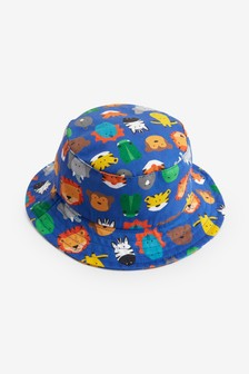 Animal All Over Print Fisherman's Hat (Younger)