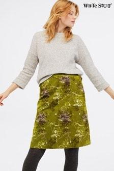 White Stuff Green Elm Skirt