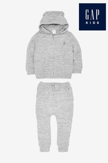 Gap Baby Hoodie And Joggers Two Piece Set