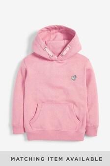 GIRLS Blue Grey Stripey cardigan zip hood age 1 2 3 4 5 hoodie light jacket coat