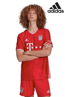 adidas Bayern Munich Home 20/21 Football Shirt