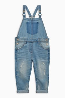 Belted Dungarees (3mths-6yrs)