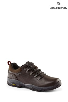 Craghoppers Brown Kiwi Lite Low Hiking Shoes