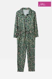Joules Green Maisy Jumpsuit