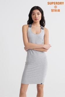 Superdry City Jacquard Bodycon Dress