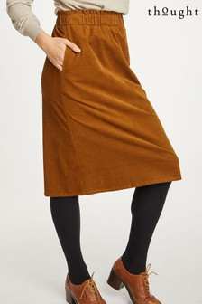 Thought Tan Lisket Skirt