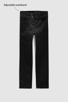 Skinny Jean Style Trousers (3-16yrs)