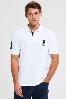 U.S. Polo Assn. Double Horsemen Poloshirt