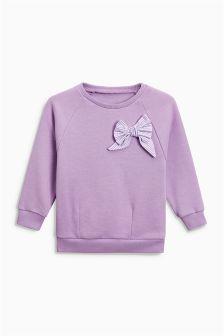 Bow Sweater (3mths-6yrs)