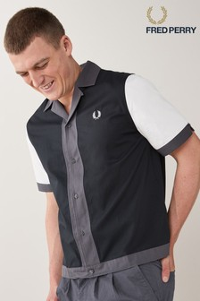 Fred Perry Revere Collar Shirt