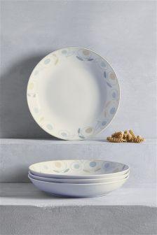 Set of 4 Blake Pasta Bowls