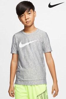 Nike Grey Performance T-Shirt