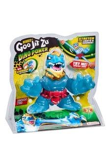 Heroes of Goo Jut Zu Supergoo Dino Toy