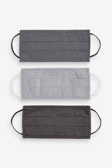 Face Coverings Three Pack