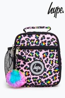 Hype. Disco Leopard Lunch Bag