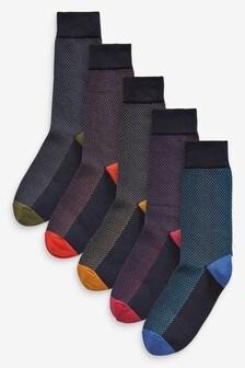 Spot Socks Five Pack