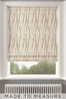 Ayers Pebble Natural Made To Measure Roman Blind