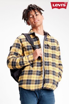 Levi's® Reversible Check Jackson Shacket