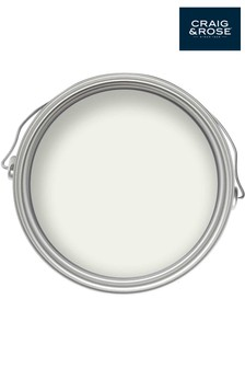 Chalky Emulsion Whiting Paint by Craig & Rose