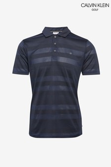 Calvin Klein Golf Shadow Stripe Polo