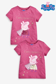 Super Peppa Pig™ T-Shirt (3mths-7yrs)