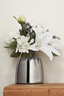 Collection Luxe Ombré-Vase mit Lilie