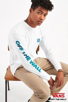 Vans High Point Long Sleeve T-Shirt