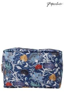 Paperchase Floral Washbag